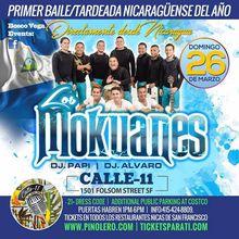 Los Mokuanes De Nicaragua