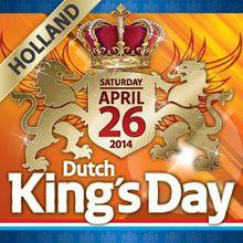 Dutch King's Day 2014