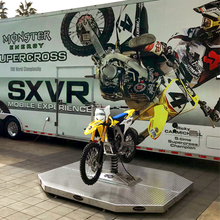 SUPERCROSS VIRTUAL REALITY EXPERIENCE COMES TO HILLSDALE SHOPPING CENTER