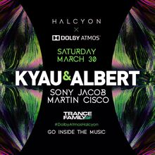 Kyau and Albert  X Dolby Atmos