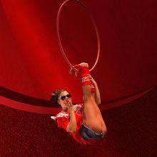 Circus Center Cabaret Presents Get Over It