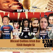 Dynamite Comedy with Kip Fuller