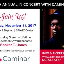 In Concert with Caminar Featuring Booker T. Jones