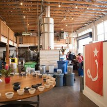 Ritual Coffee Roastery Tour: Finney's Friday Free Stuff