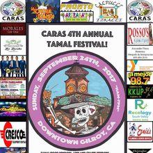 CARAS Tamal Festival