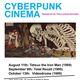 Cyberpunk Cinema Night