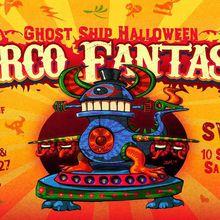 Ghost Ship Halloween: Barco Fantasma - Canceled