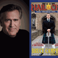 BRUCE CAMPBELL at Books Inc. Opera Plaza