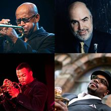 Randy Becker, Dr. Eddie Henderson, Jeremy Pelt & Leon Jordan Jr.: United Trumpet Summit