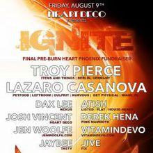 Ignite: Troy Pierce, Lazaro Casanova