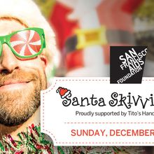Santa Skivvies Run 2018