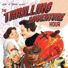 Thrilling Adventure Hour Graphic Novel Reception