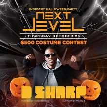 Next Level Thursday feat. D Sharp