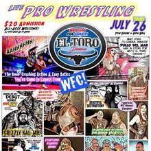 SF Slam 5: Pro Wrestling, Drag Queens & Philanthropy