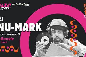 DJ Nu-Mark from Jurassic 5 ...
