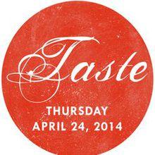 Taste 2014