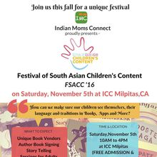 The Festival of South Asian Children's Content