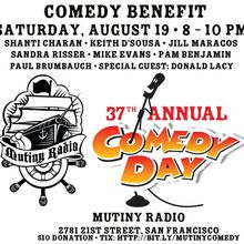 Comedy for a Cause 2017
