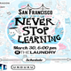 Disruptive education landing in SF