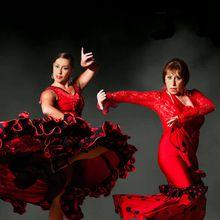 """Carolina Lugo's & Carolé Acuña's Ballet Flamenco presents """"La Vida de los Muertos"""" ~ The Joyful Journey"""""""