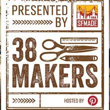 38Makers 2018 – Holiday Fair at Pinterest
