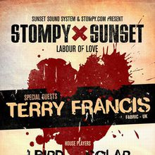 Stompy + Sunset Labor of Love: Terry Francis