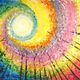 Painting and Vino: 'Infinite Orbit'