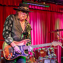 Stevie Ray Vaughan Tribute w/ Alan Iglesias & Crossfire