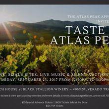 Taste of Atlas Peak
