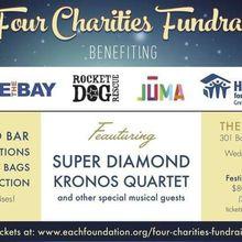 Four Charities Fundraiser