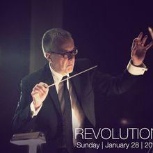 Vallejo Symphony Concert II - Revolution