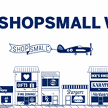 Shop Books Inc. First on Small Business Saturday