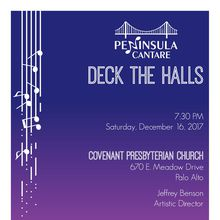 Deck the Halls! Holiday Concert