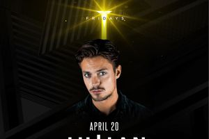 JULIAN JORDAN at Temple SF ...