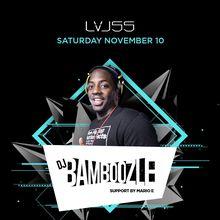DJ Bamboozle at LVL55