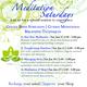 Meditation Saturdays   New Year Meditation