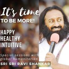 Happiness Program - In the Presence of Sri Sri Ravi Shankar
