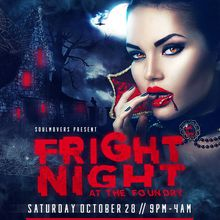 Fright Night at The Foundry