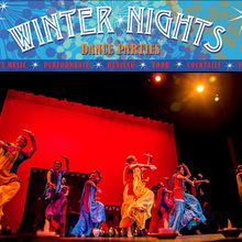 Winter Nights at the Osher Marin JCC presents  The Colors of India Featuring Dholrhythms Dance Company