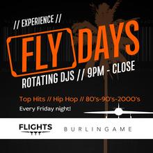 Flydays @ Flights Burlingame