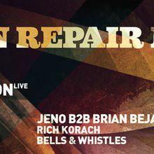 Wagon Repair Night: Mathew Jonson, Konrad Black