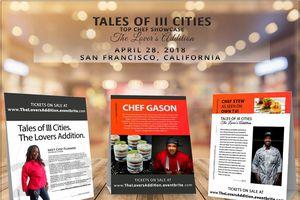 Tales of III Cities - Top C...