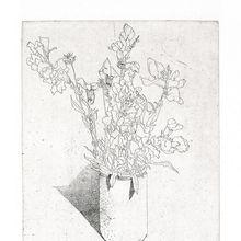 Gordon Cook: Prime Printmaker & Poetic Painter