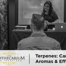 Terpenes: Cannabis Aromas & Effects -- Free Class at The Apothecarium