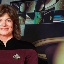 """Carolyn Porco: """"Searching for Life in the Solar System"""""""