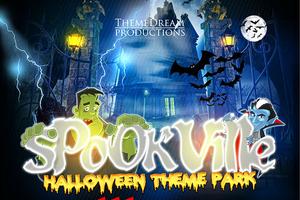 SPOOKVILLE: Halloween Theme...