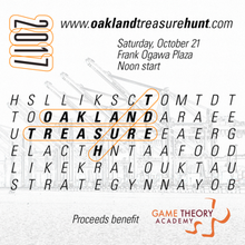 Oakland Treasure Hunt