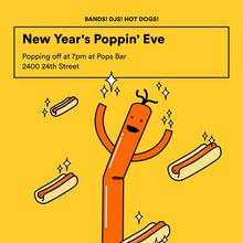 BFF.fm's New Year's POPpin' Eve sponsored by Partida Tequila