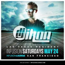 Infusion Saturdays | DJ Ikon