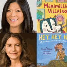 Saturday Storytime with MARGARET CHIU GREANIAS & CHRISTY MIHALY